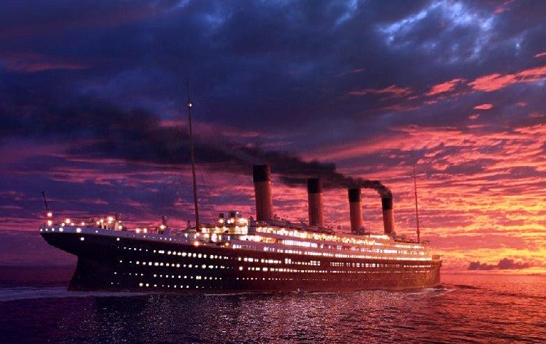 Baño Turco Cuanto Tiempo:RMS Titanic