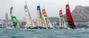 Camps viaja a Boston para que Alicante siga siendo salida de la Vuelta al Mundo de Vela EFE/Morell