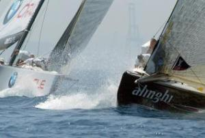El TS de Nueva York confirma el duelo Alinghi-Oracle en febrero de 2010 Reuters/Heino Kalis