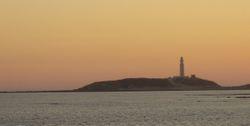 Cabo Trafalgar, en sus cercanías aconteció la batalla de Trafalgar.