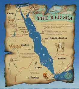 Plano Mar Rojo