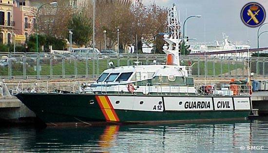 Patrullera A-12 Rio Cervantes