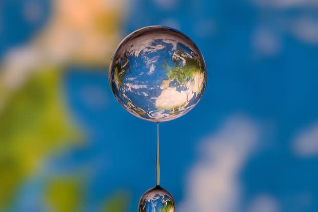 La Tierra en una gota de agua « Enseñanzas Náuticas