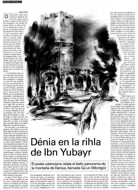 Denia con Ibn Yubaur