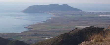 La Marina de Cope, en Murcia..