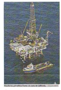 Plataforma petrolífera EEUU 1