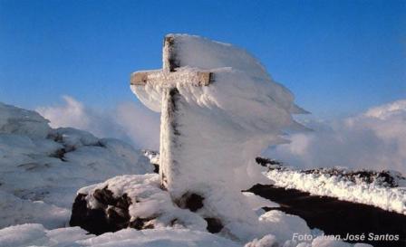 Foto tomada en las cumbres de La Palma por Juan José Santos y publicada en el foro el tiempo.