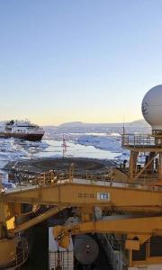 Tim Jarvis tratará de cruzar el oceáno austral en barca. / Reuters