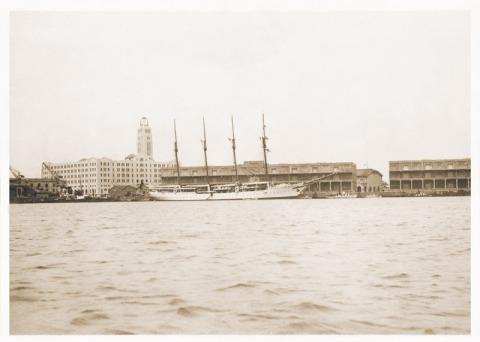 I Crucero Montevideo 1928