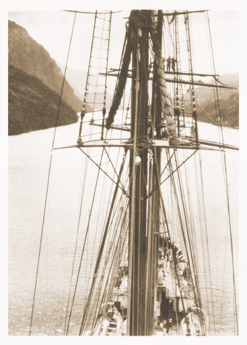 II Crucero Canales Patagónicos