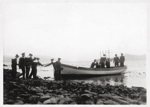 II Crucero Estrecho de Magallanes
