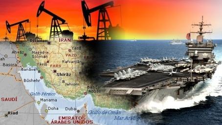 Unos 125.000 soldados de EE. UU., decenas de buques militares y varios portaaviones están apostados en las cercanías de Irán. Además, Washington y sus socios han aplicado duras sanciones económicas contra el país islámico. El motivo de tanta presión son las sospechas de que Irán esté desarrollando armas nucleares. Ante estos ataques, Irán amenaza con cerrar el estrecho de Ormuz, una arteria vital para el abastecimiento de petróleo mundial. ¿Se está gestando un nuevo conflicto armado internacional? .
