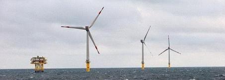 El sistema permitirá reducir costes a la hora de decidir dónde emplazar un parque eólico marino. Innova+