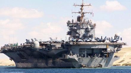 portaaviones USA