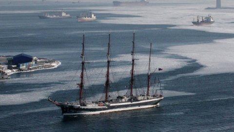 La ciencia rusa vuelve a hacerse a la mar. © RIA Novosti. Vitali Ankov