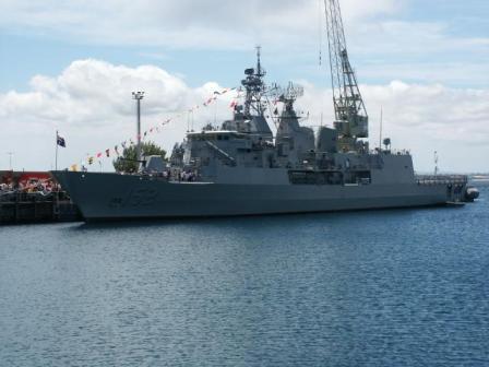 HMAS Warramunga, desde www.warramunga.org.au