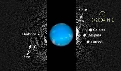 Recreación luna 14 Saturno