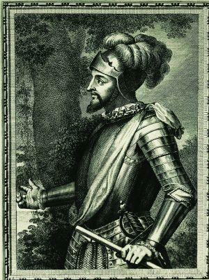 Un retrato del descubridor Vasco Núñez de Balboa. / PHOTOAISA