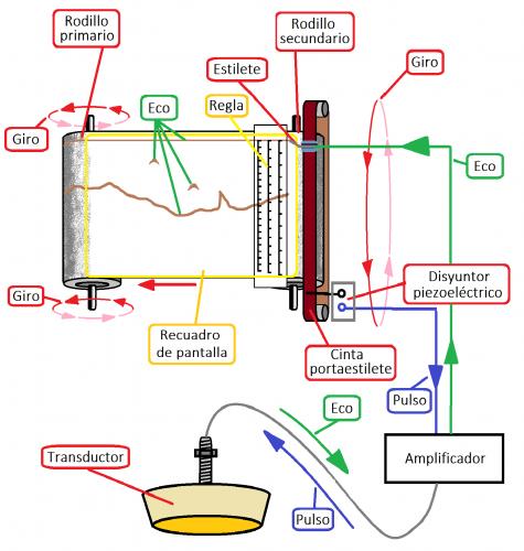 Eco sonda primigenia
