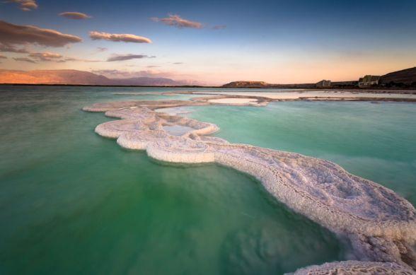 El mar Muerto podría desaparecer completamente en 2050. / i. s. (getty)