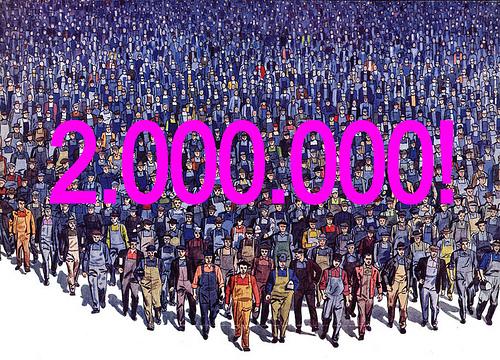 2 millones