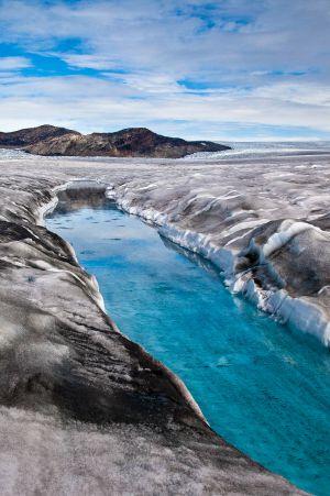 Un glaciar de Groenlandia. / henrik egede-lassen