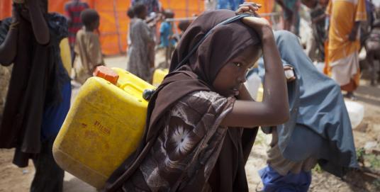 La falta de agua intensificará las crisis alimentarias en el futuro. (Efe) Leer más:  Un estudio de la NASA advierte sobre el colapso de la civilización (en pocos años) - Noticias de Alma, Corazón, Vida  http://bit.ly/1dfNYg2