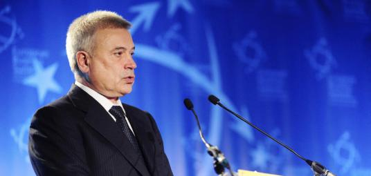 Vagit Alekperov, presidente de Lukoil. (Reuters)