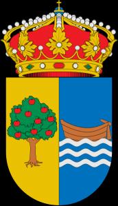 Escudo de Manzanal del Barco. Wikimedia Commons