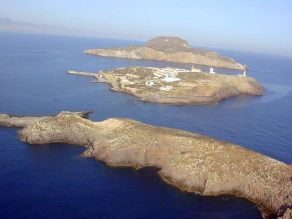 Islas Chafarinas.