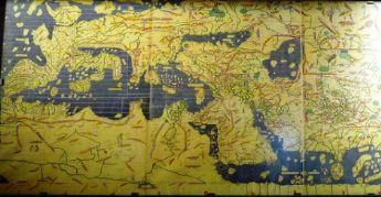 Mapamundi de al-Idrisi (siglo XI)