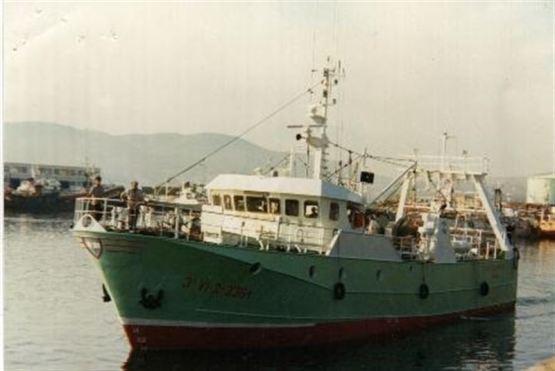 Pesquero Mar de Marín