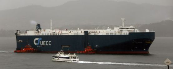 M/V Baltic Breeze