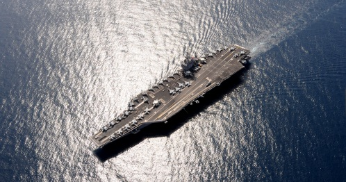 USS Harry Truman. Foto Navy Truman