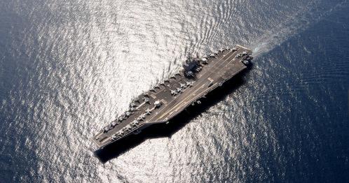 USS Harry Truman. Foto Navy Truman