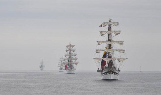 grandes veleros