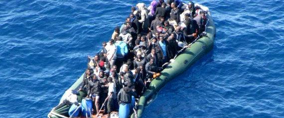 Imagen de la tragedia de Lampedusa ocurrida el pasado octubre | EFE