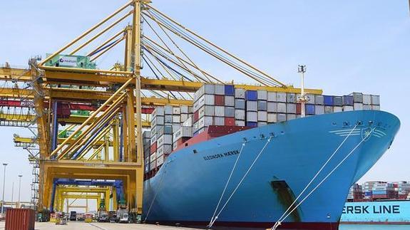 Maersk Eleonora