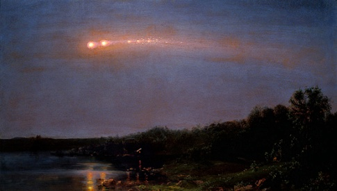 El Meteoro (1860), Frederic Church