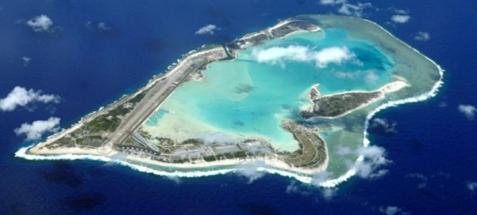 Wake Island, una de las islas incluidas en el plan de Obama.