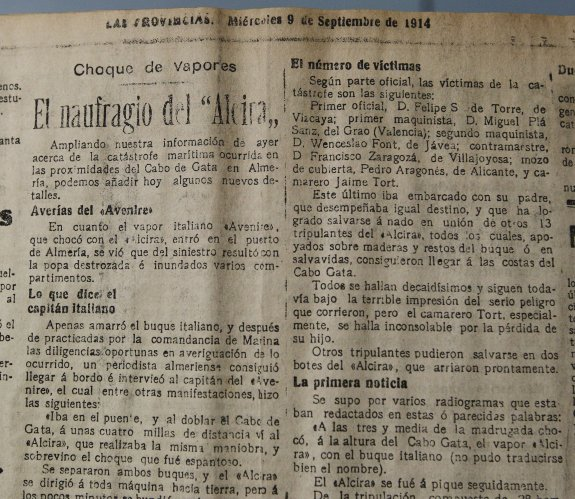 Noticia prensa buque Alcira