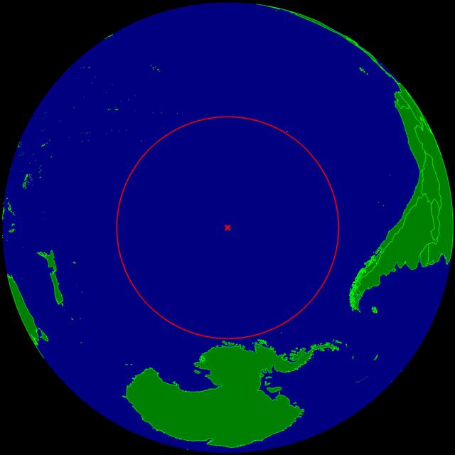 Punto Nemo. Wikipedia