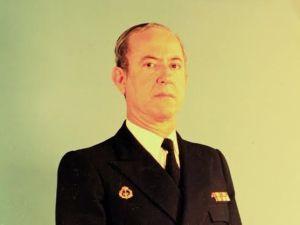 Almirante Amancio Rodríguez Castaño.