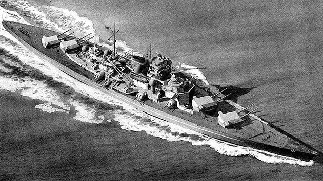 Acorazados clase Bismarck