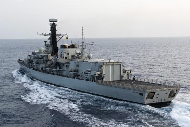 HMS Iron Duke / Royal Navy