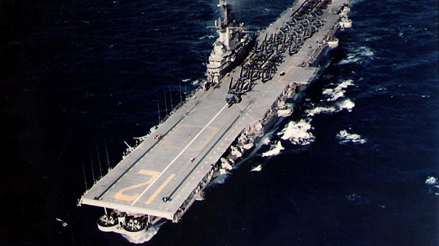 Portaaviones estadounidense clase Essex
