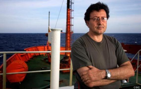 Carlos Duarte, coordinador de la Expedición Malaespina