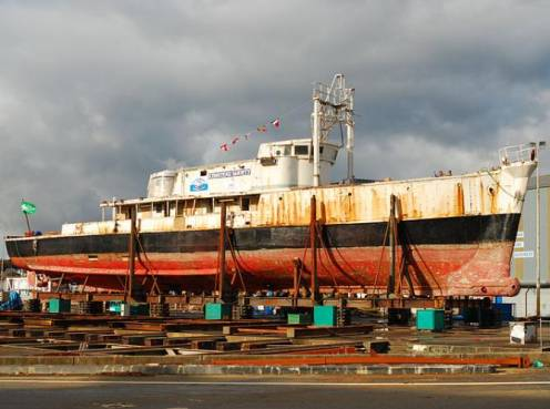 El Calypso, en 2007