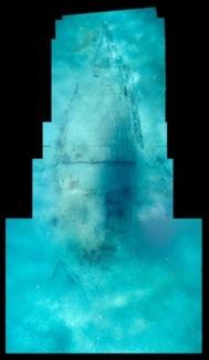 Casco inferior del Nuestra Señora de la Encarnación. Captain Morgan Rum