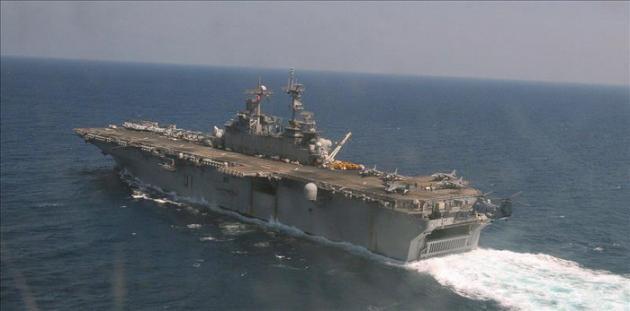 Agencia EFE - Estados Unidos ha denunciado a Irán por comportamiento provocativo en el estrecho que une el Golfo Pérsico y las aguas del Mar Arábigo.